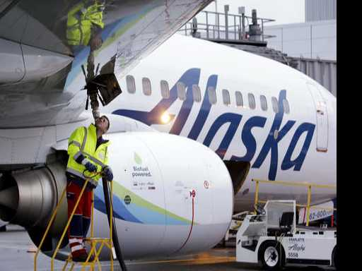 Alaska Airlines Gets U.S. Approval to Buy Virgin America