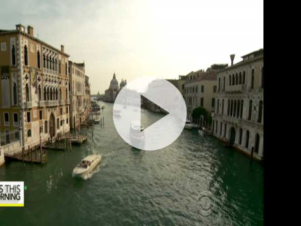 Venetians Say Tourists Are Damaging Their City
