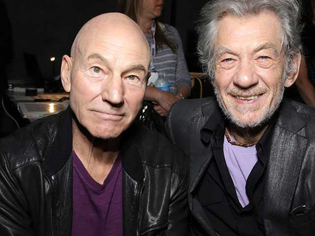 McKellen-Stewart Double Act Signs Off with Live Screening