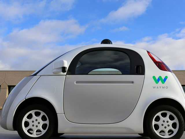 Google's Self-Driving Car Project Gets A New Name: Waymo