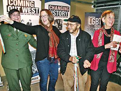 Groundbreaking National Park Service LGBT Exhibit Opens in SF