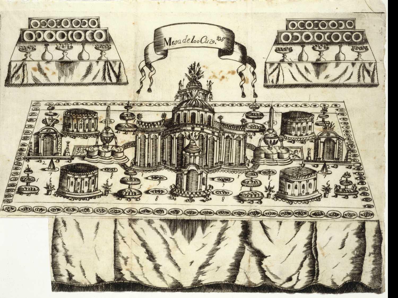 Detroit Museum Looks at Food Sculptures, Monuments