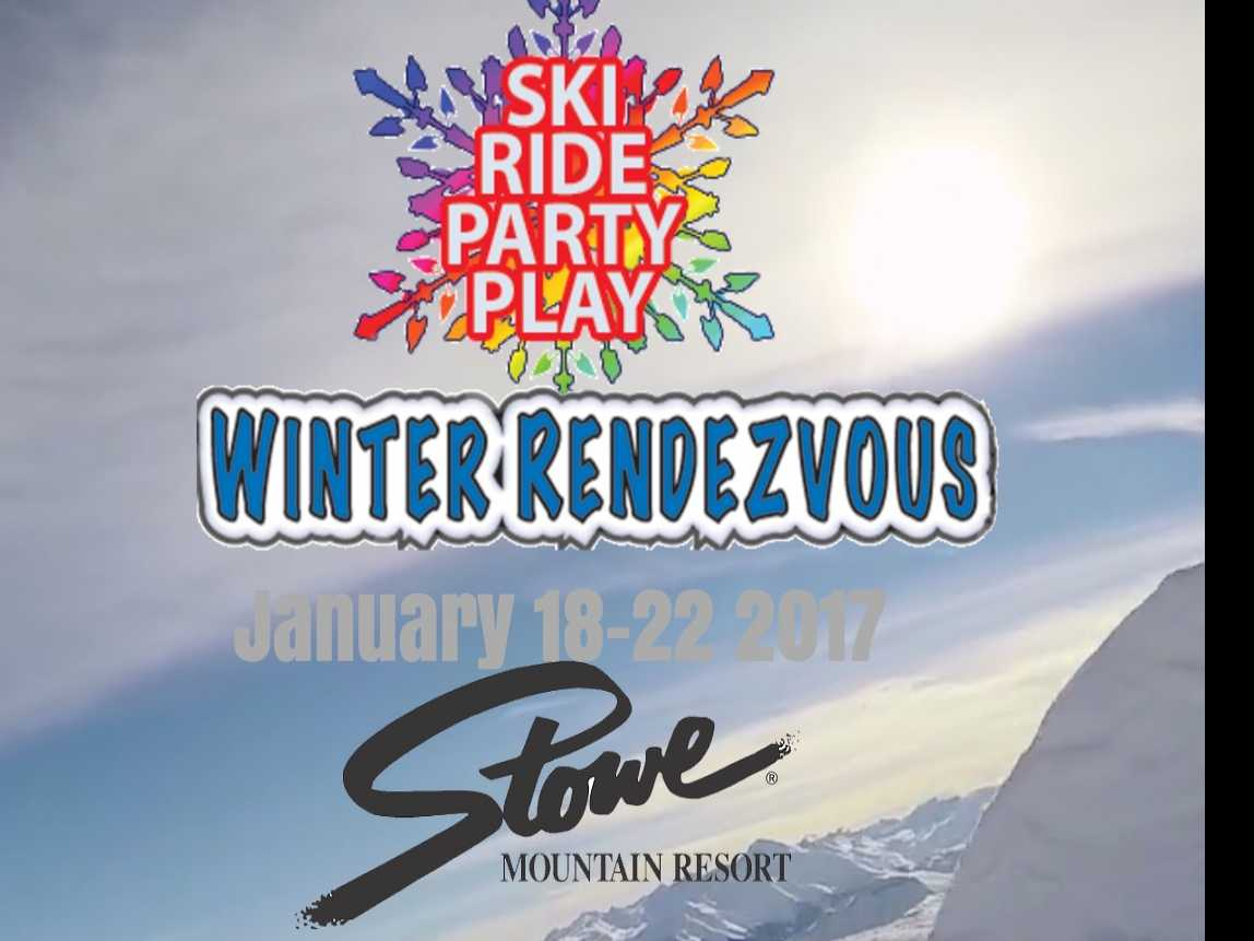Don't Miss: Gay Winter Rendezvous in Stowe, VT