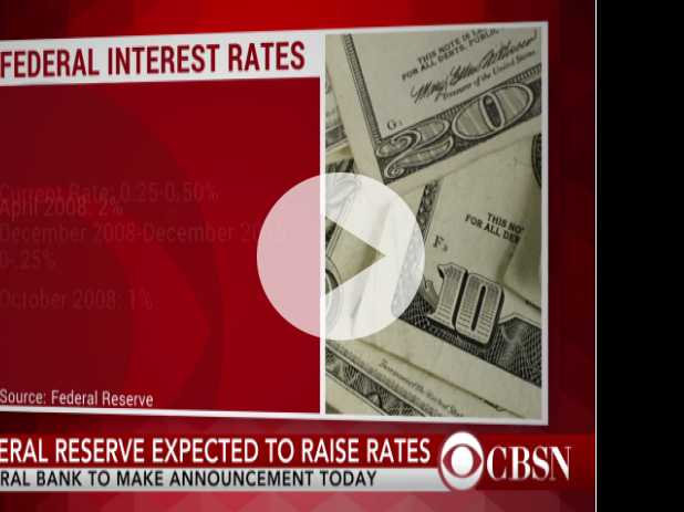 How A Fed Interest Rate Hike Could Impact You