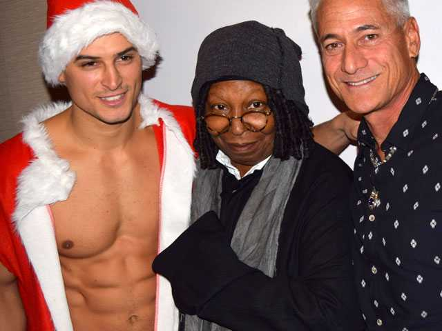LGBT Icons and Allies Come Out for SAGE's 31st Annual Toys Party