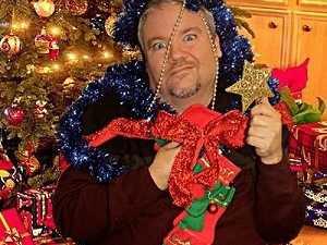 A Very Beary Balance This Christmas