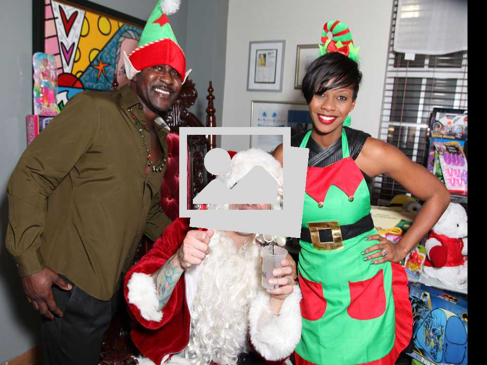 Annual Holigay Celebration & Toy Drive @ The LGBT Visitor Center :: December 15, 2016