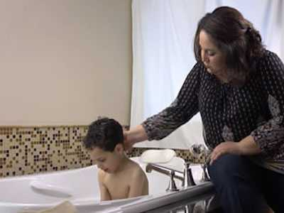 AAD Says Daily Bath Not Necessary For Kids
