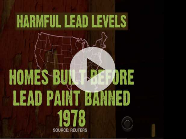 Thousands of Communities At High Risk from Lead in Paint, Study Finds