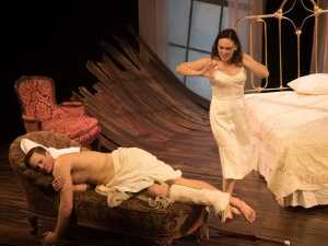 Review :: Cat on a Hot Tin Roof