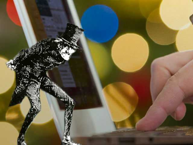Don't Get Cyber-Scrooged! 6 Tips for Online Shopping