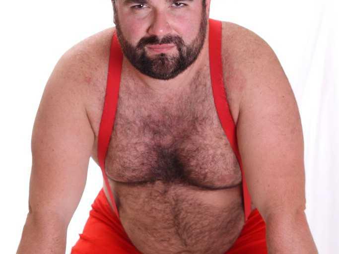 Growlr Santa Bear of the Week