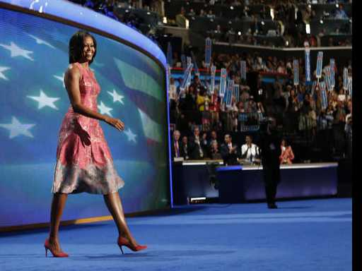 Michelle Obama Loved Fashion, and Fashion Loved Her Back