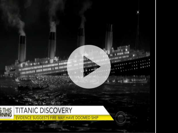 Did a Fire on the Titanic Also Play a Role in Disaster?
