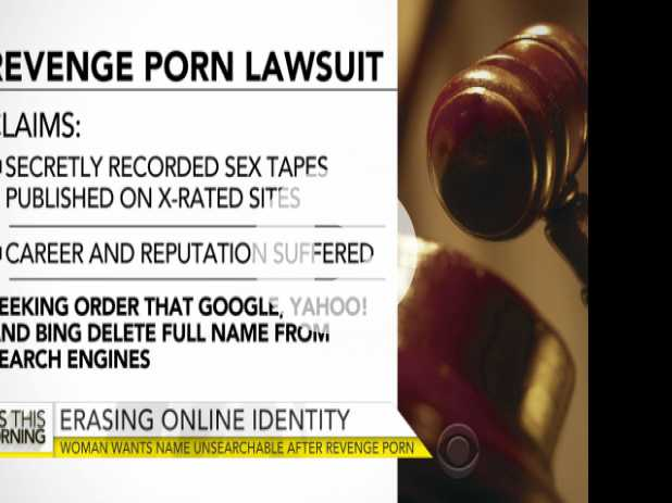 Woman Sues to Delete Name Online After Revenge Porn Incident