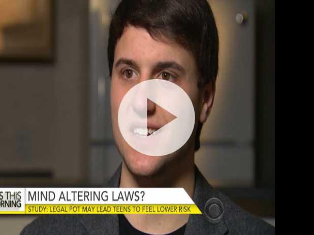Does Legal Marijuana Impact the Way Teens View Pot Risks?