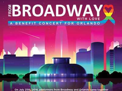 Review :: From Broadway With Love: A Benefit Concert for Orlando