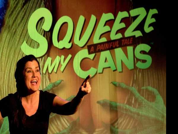 Review :: Squeeze My Cans