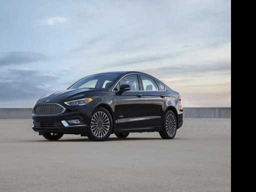 Ford Fusion Energi is More Fuel Efficient, Cheaper for 2017