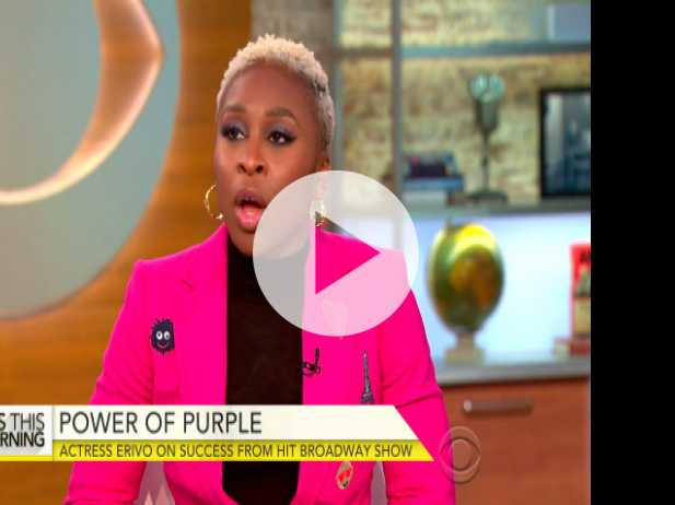Cynthia Erivo on How 'The Color Purple' Musical Changed Her Life