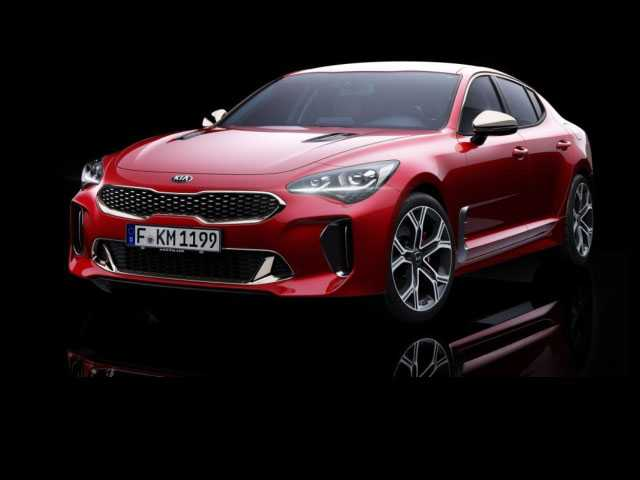 Wheels to Watch: New Kia Sports Sedan; SUVS from GM, VW