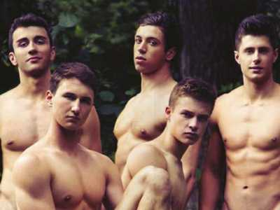 Warwick Rowers: Shedding Clothes and Stereotypes
