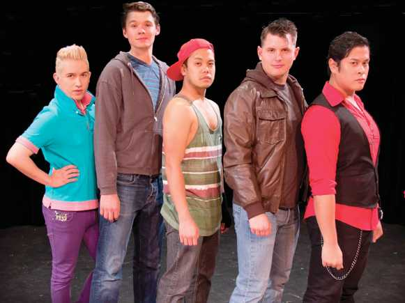 Coronad Playhouse at 71: Opening with 'Altar Boyz'