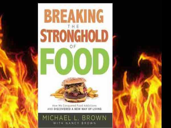 Anti-LGBT Radio Host Fat Shames for the Lord to Sell His Diet Book