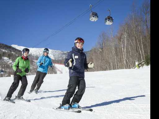 Ski Industry Targets Millennials to Keep Coffers Full