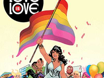 Comic Book Honors Pulse Victims