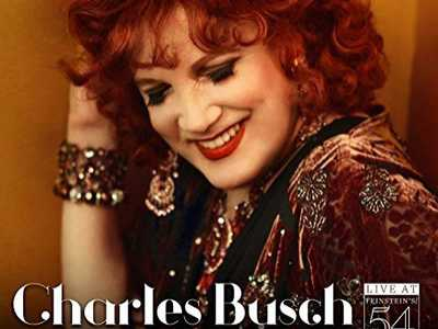 Review :: Charles Busch Live At 54 Below