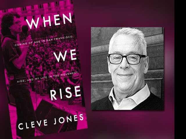 Longtime Gay Activist Cleve Jones Pens Memoir