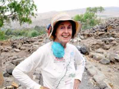 'Jesus Walked Here' :: Dr. Elizabeth McNamer on the Evidence and Significance of Bethsaida