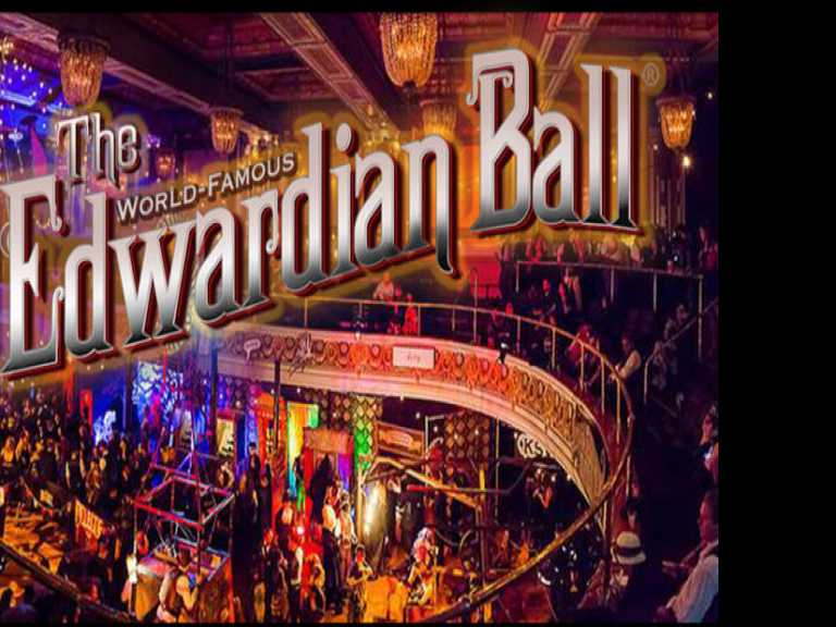 The 17th Annual Edwardian Ball to Honor Late Artist Edward Corey