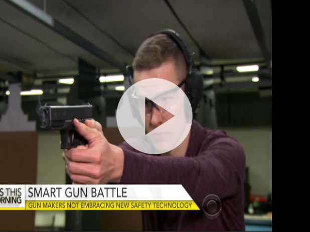 Despite Skepticism, Teen Continues Developing Smart Gun Technology
