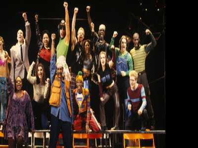 Review :: RENT: The 20th Anniversary Tour