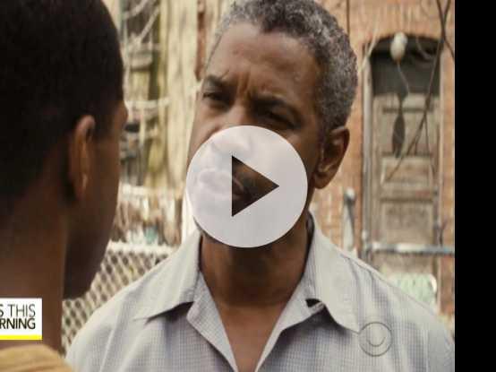 Denzel Washington on 'Fences,' Directing and Family