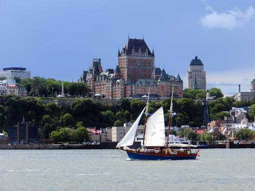 Tall Ships Set Sail in Quebec City This Summer