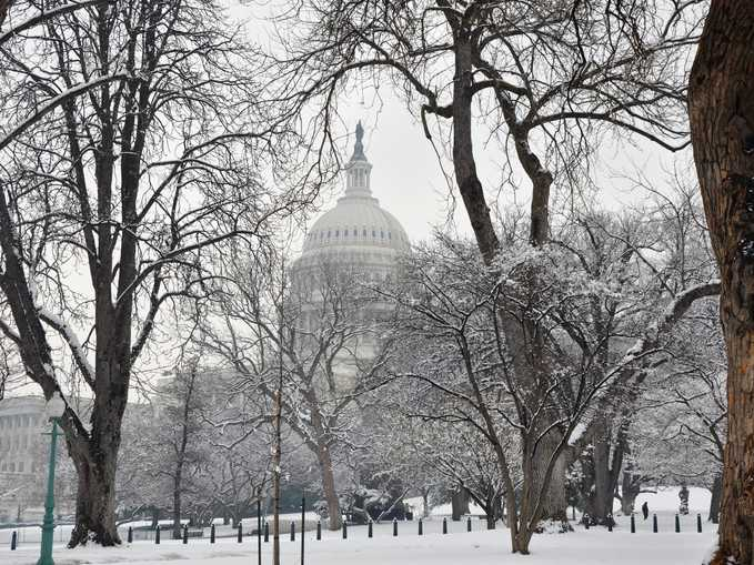 6 Reasons to Visit DC This Winter For a Capital 'Coolcation'