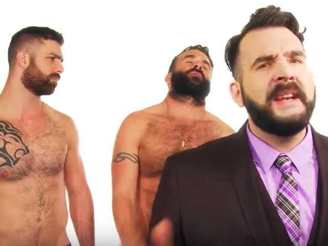 Watch: Gay Pimp Jonny McGovern Has NSFW Gay Questions