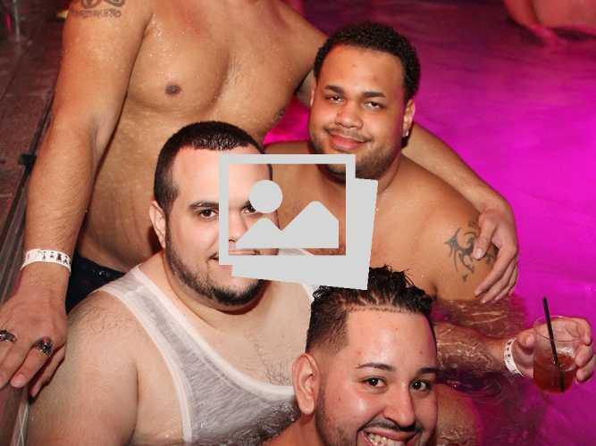 Drenched : A Men's Pool Party @ The Room Mate Grace Hotel :: January 15, 2017