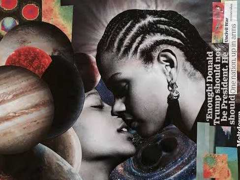 Review :: Sanctuary: Holding, A Queer Black Love Story