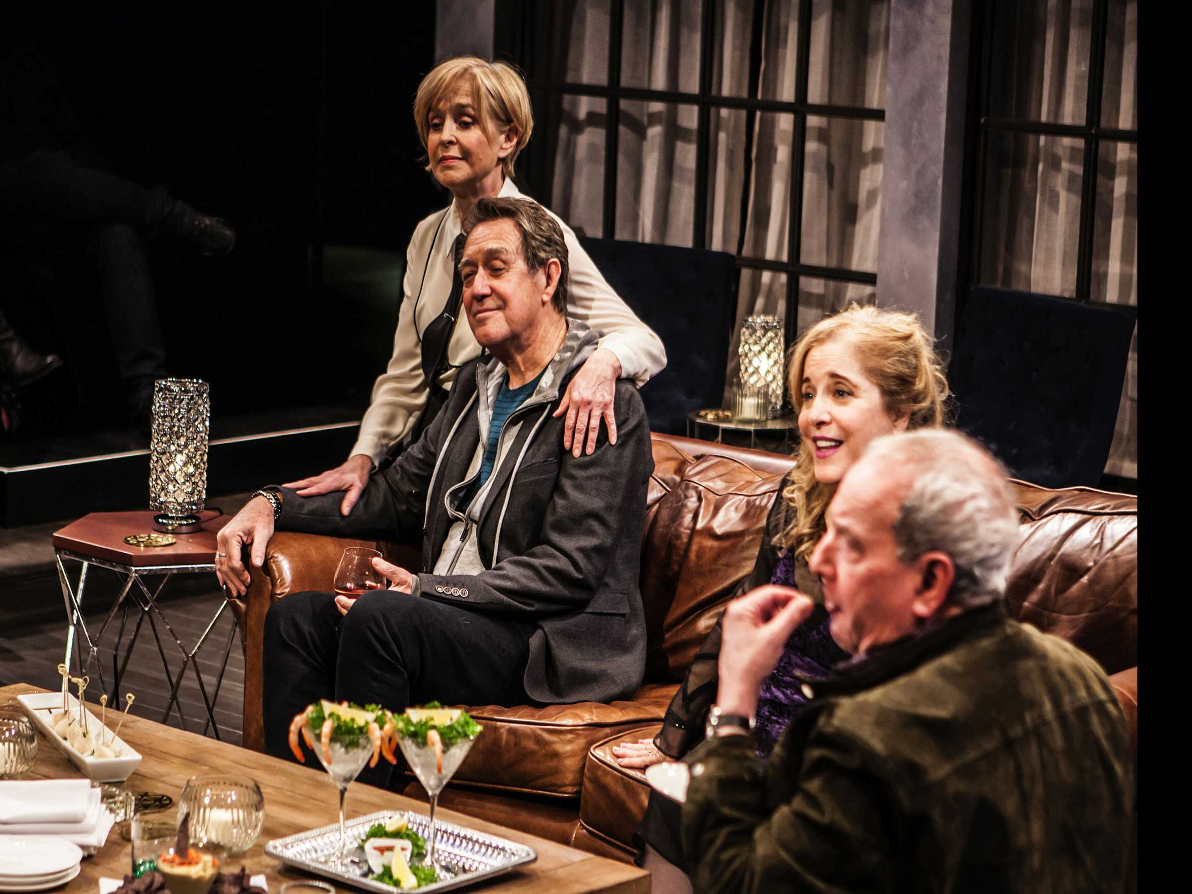 Review :: Evening at the Talk House