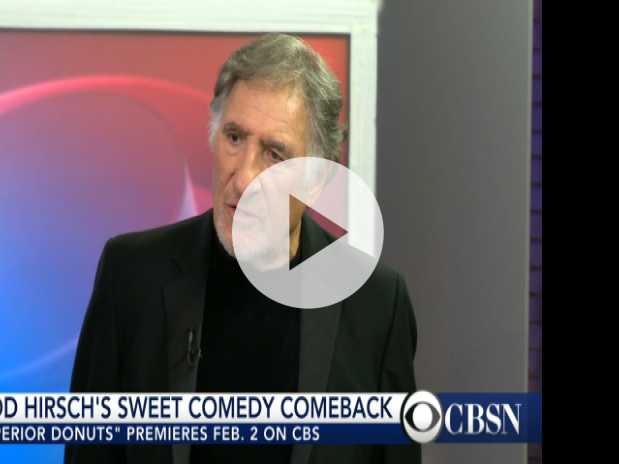 Judd Hirsch Makes a Comedic Comeback with 'Superior Donuts'