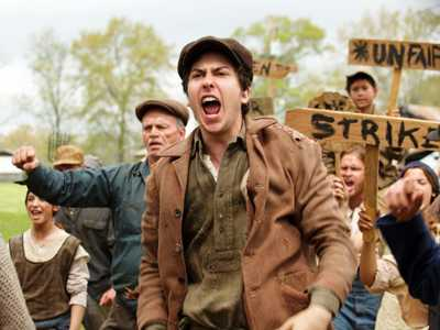 Review :: In Dubious Battle