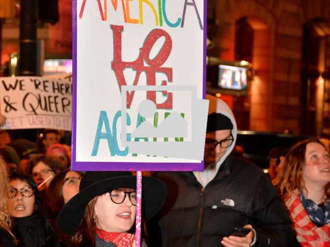 Philly Queer Rage(r) Protest the GOP Guerilla Dance Party :: January 25, 2017