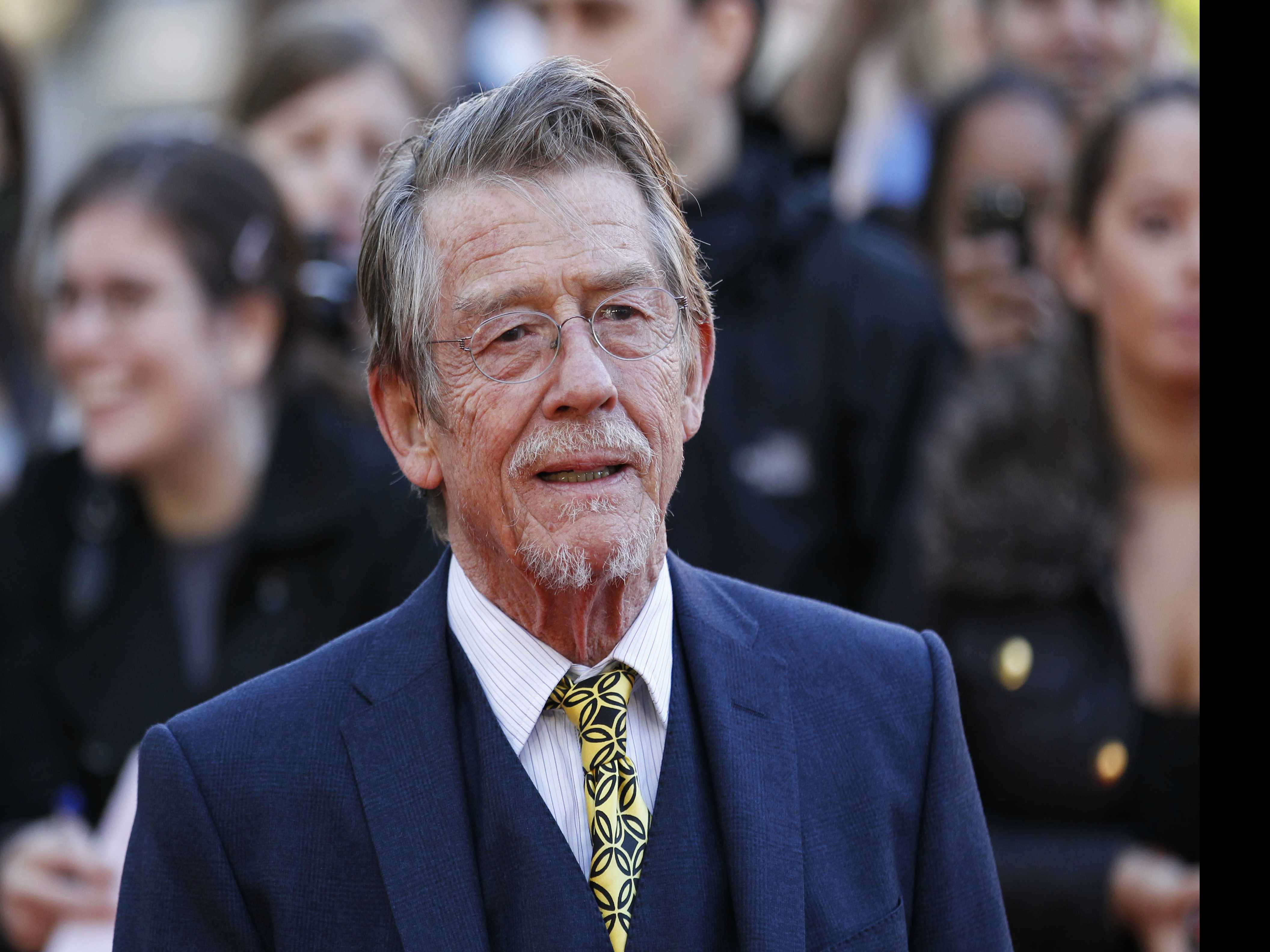 'A Truly Magnificent Talent:' Actor John Hurt Dies At 77