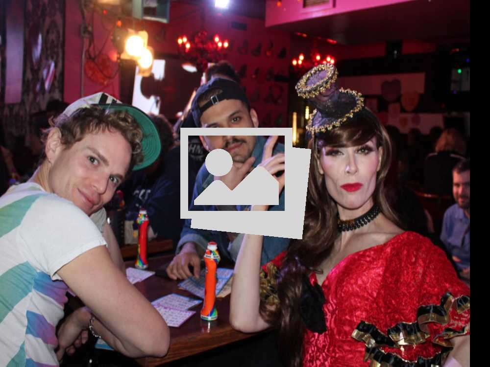 Drag Bingo @ Hamburger Mary's WeHo :: January 29, 2017
