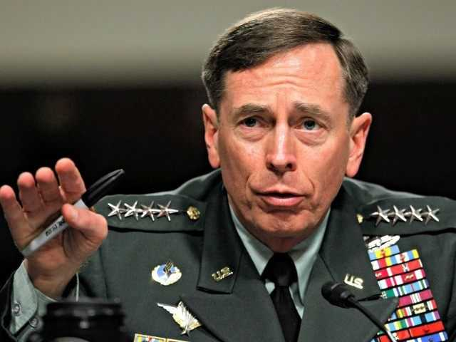 Petraeus Says Efforts to Beat Extremists Online Are Lacking