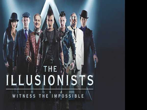 Review :: The Illusionists: Witness the Impossible